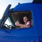 Lenen voor vrachtwagenchauffeurs